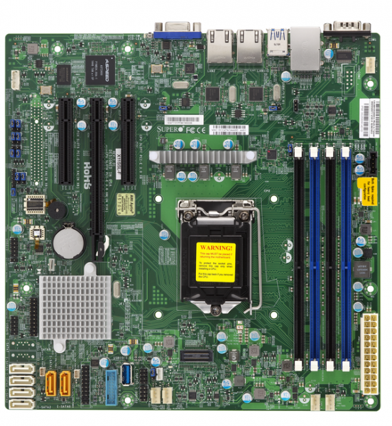 Supermicro MB X11SSL-F