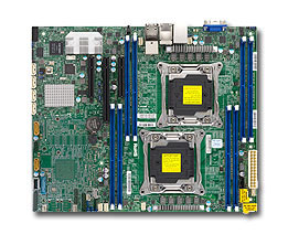 Supermicro MB X10DRL-iT