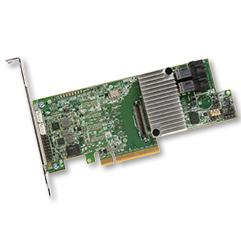 RAID Controller Avago LSI MegaRAID 9361-8i 1GB Cache  12Gbs SASSATA