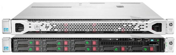 HP 470065-727 ProLiant DL360e Gen8 E5-2407 8 SFF SATA/SAS