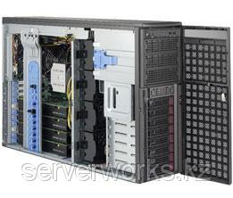 Supermicro CSE-747BTS-R2K20BP/X11DPG-QT/2xXeon 4114/128GB ECC/MR9361/2x900GB/2x6TB/2x10G/2xTesla P100