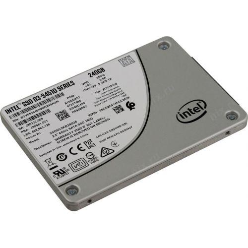 SSD 240GB Intel D3-S4510 SATA SSDSC2KB240G801