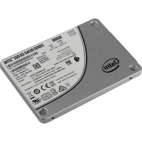 SSD 960GB Intel D3-S4510 SATA SSDSC2KB960G801