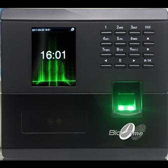 Биометрический терминал BioTime TF4